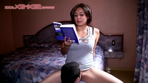 Young babe has a passion for hard sex
