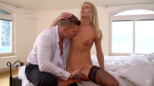 Hard sex in the company of very sexy MILF Claudia Macc