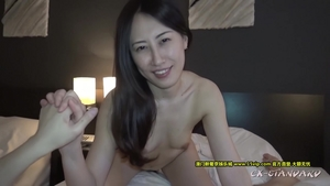 Hairy asian mature creampied