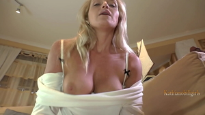 Adorable stepmom feels like the best sex