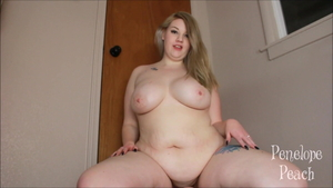 Nailing together with chubby BBW
