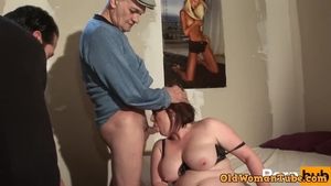 Hard ramming along with hot MILF