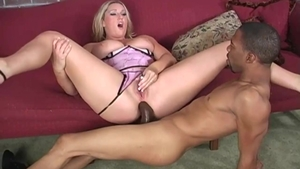 Big tits Summer Lynn masturbating