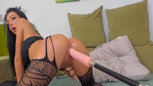 Big ass amateur agrees to good fucking