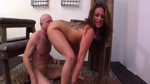 Big tits Tory Lane finds irresistible rough sex