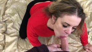 Hardcore sex together with stepmom